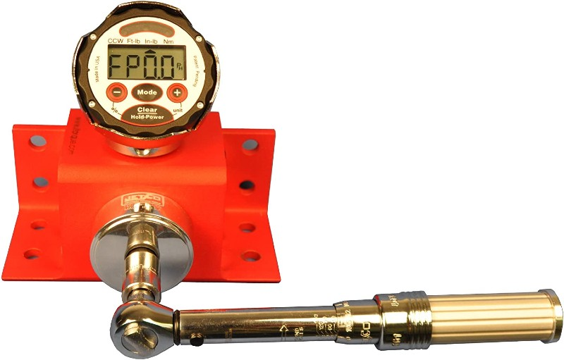 Calibrating a torque wrench
